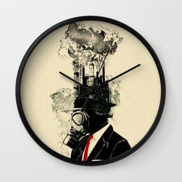 Businessman Wall Clock