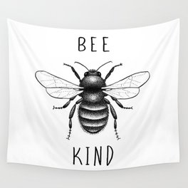 Bee Kind Wall Tapestry