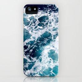 Ocean by Lika Ramati iPhone Case