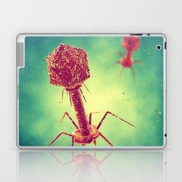 Bacterial viruses Laptop & iPad Skin