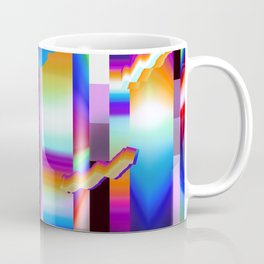 colorful labyrinth Coffee Mug