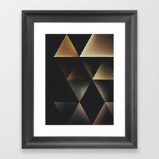 dyrk cyrnyrs Framed Art Print