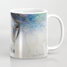 Horse Watercolor Painting Mug