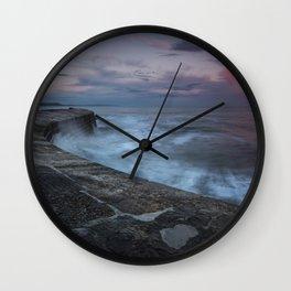 Set Adrift on Memory Bliss Wall Clock