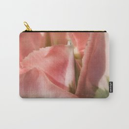 Rose and Green Tulip 2 by Teresa Thompson Carry-All Pouch