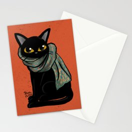 Scarf Stationery Cards