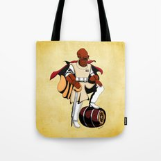 Captain Ackbar Tote Bag
