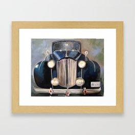 1920's Roadster Framed Art Print