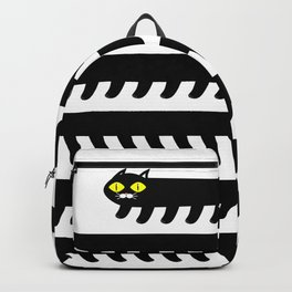Cryptid Long Cat Backpack
