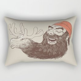Today is Going to be a Glorious Day! Rectangular Pillow