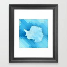 Antarctica Framed Art Print