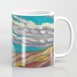 OLD TIMEY CLOUDSCAPE Coffee Mug