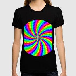 Rainbow Swirl T-shirt