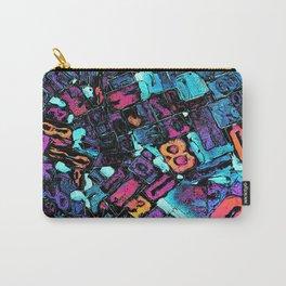 Pop Art Typeset Carry-All Pouch