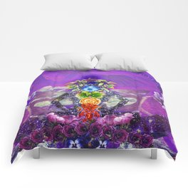 Cosmic Goddess Comforters