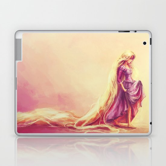 Gilded Laptop & iPad Skin