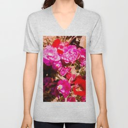 The beauty of the colors. Unisex V-Neck