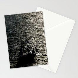 greece ship Stationery Cards