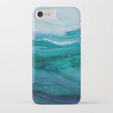 Private Beach iPhone 7 Slim Case