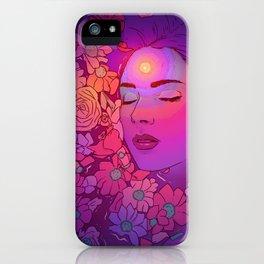 Floral Bath 2 | 2018 iPhone Case