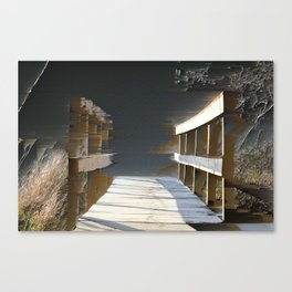 Gates and Sides Canvas Print