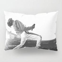 FreddieMercury Wembley Pillow Sham