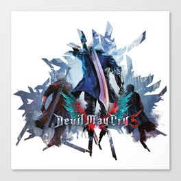 Devil May Cry 5 Canvas Print