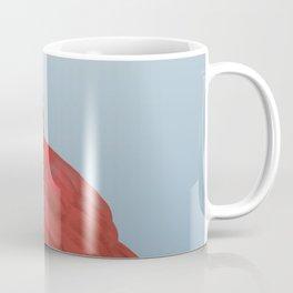 After Christmas cardinal bird Coffee Mug