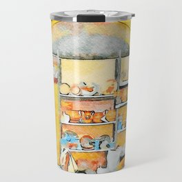 Ceramist craftsman Travel Mug