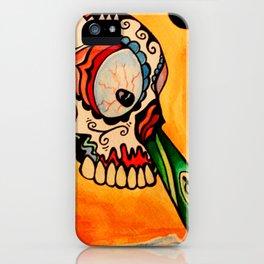 los muertos  iPhone Case