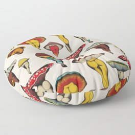 Sexy mushrooms pattern Floor Pillow