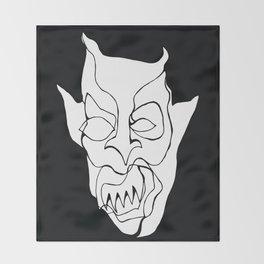 Argento's Demon Throw Blanket