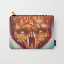 Tree root skull Carry-All Pouch