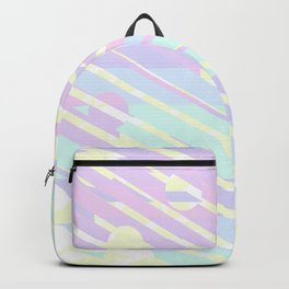 80's Pattern Backpack