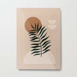 Minimalist Abstract 35 Metal Print