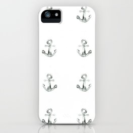 The Anchors iPhone Case