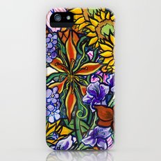 Flowers iPhone (5, 5s) Slim Case