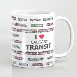 The Transit of Greater Calgary Coffee Mug