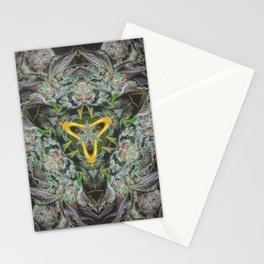 Crystal Cave Stationery Cards