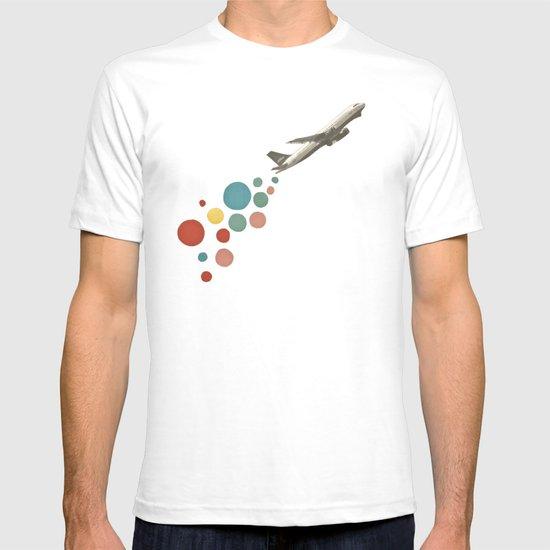 Leaving on a Jet Plane T-shirt