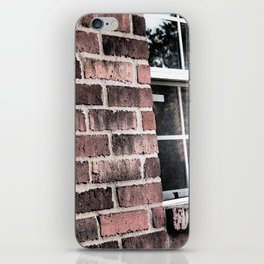 Against the Wall iPhone Skin