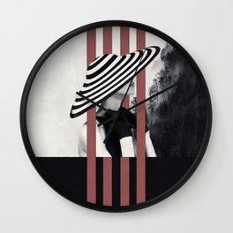 Four lines ... Wall Clock