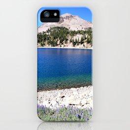 Mountain Lake Helen iPhone Case