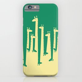 Such A Great Height iPhone Case