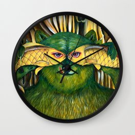Bear | Disguise  Wall Clock