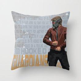 Guardians of Ooga Chaka Throw Pillow