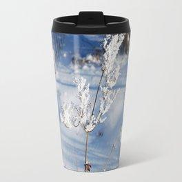 Winter sprig Travel Mug