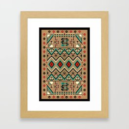 Askook Mukki Framed Art Print