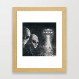 Personal Disclosure 3 Framed Art Print