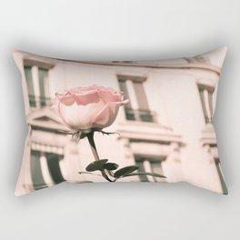 Paris in Blush Pink II Rectangular Pillow